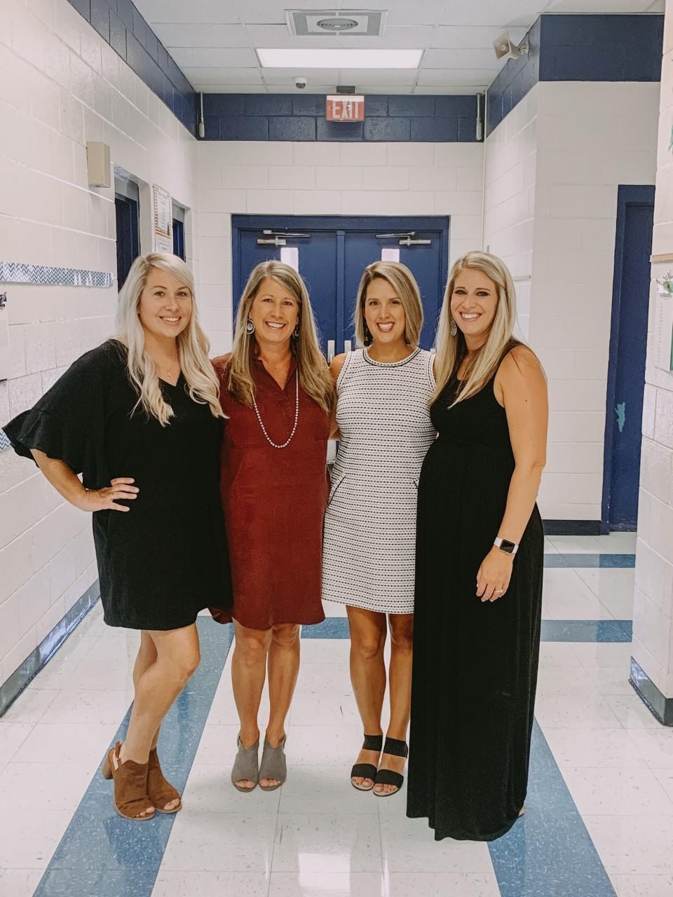 1st grade team 2019-20