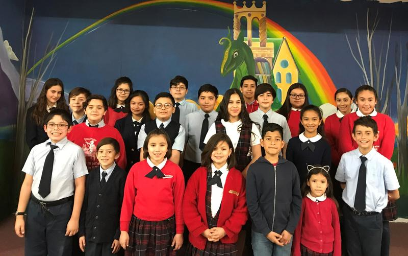 Most Holy Trinity Foundation Scholars Featured Photo