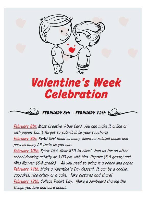 Valentine's Week 💘 Celebration Featured Photo