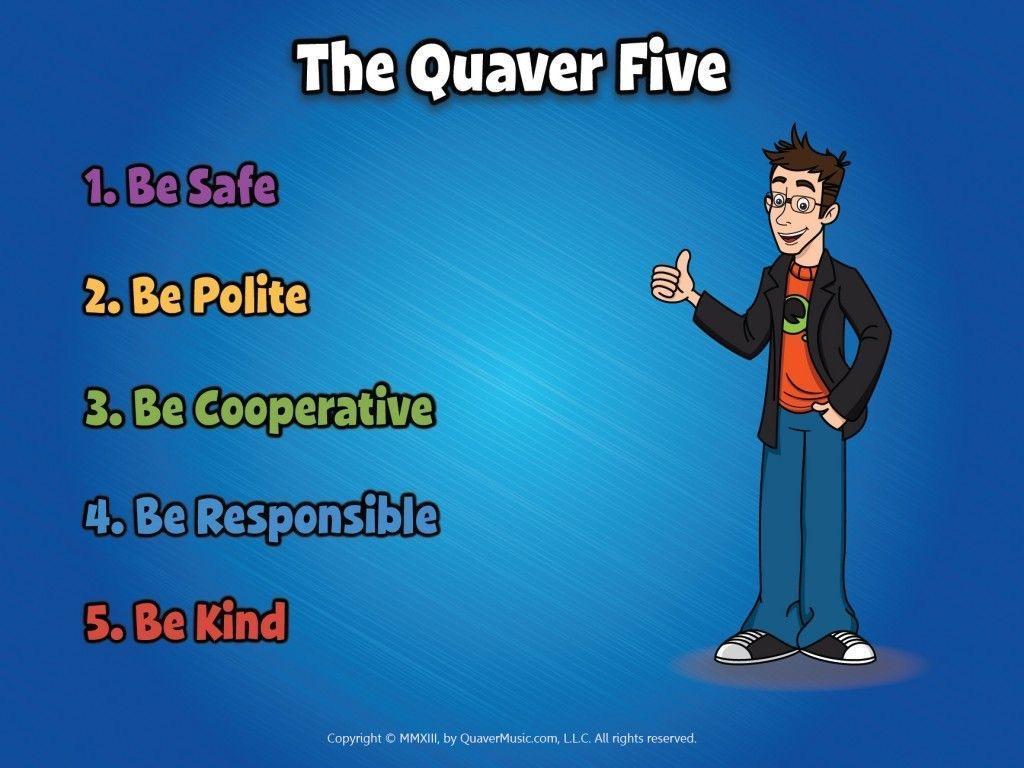 Quaver Five