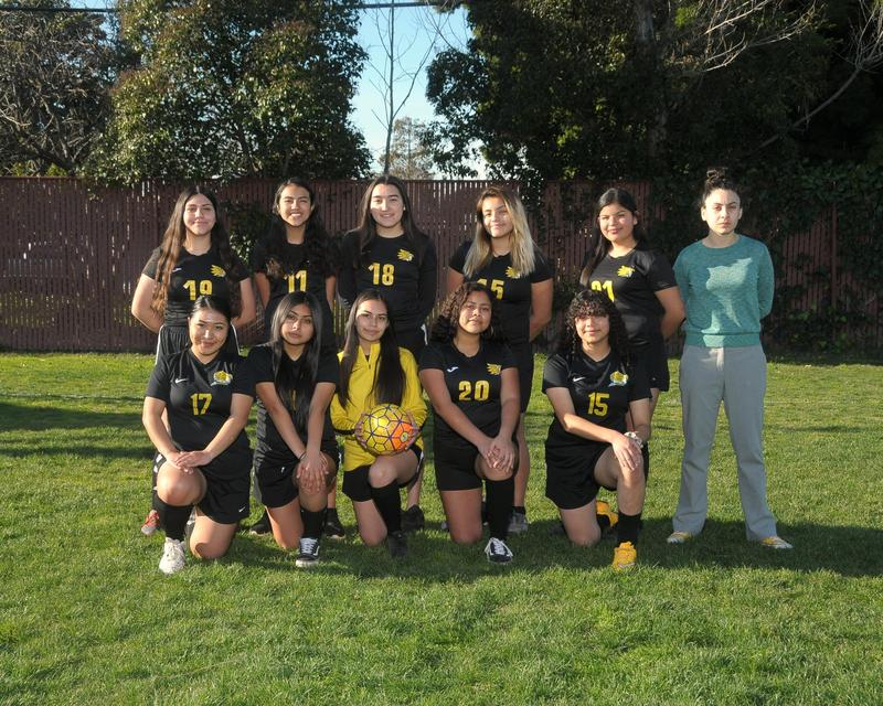 J. V. Girls' Soccer Featured Photo