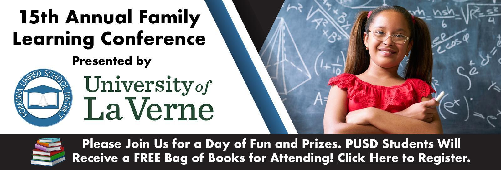Family Learning Conference