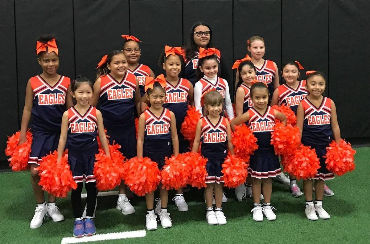 Jubilee-Harlingen Cheerleaders
