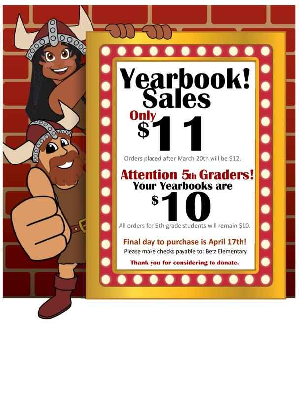 Yearbook Sales Thumbnail Image