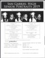 San Gabriel High Senior Portraits 2019 Thumbnail Image