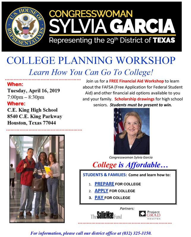 college_planning_workshop_flyer_at_khs_on_041619