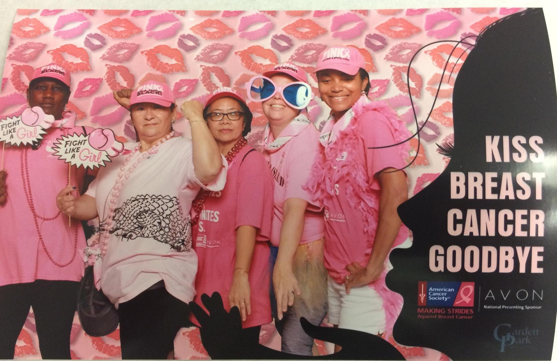 Breast Cancer Walk 2018