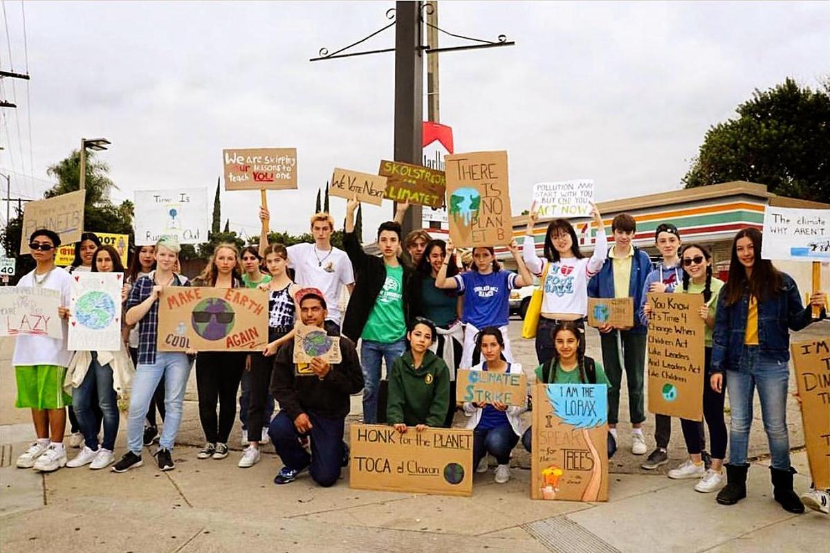HS Activism