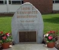 Kensinger Memorial Stone