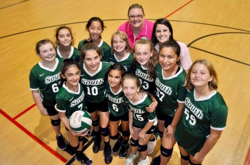 Sixth Grade Volleyball Champions of GHAC Thumbnail Image