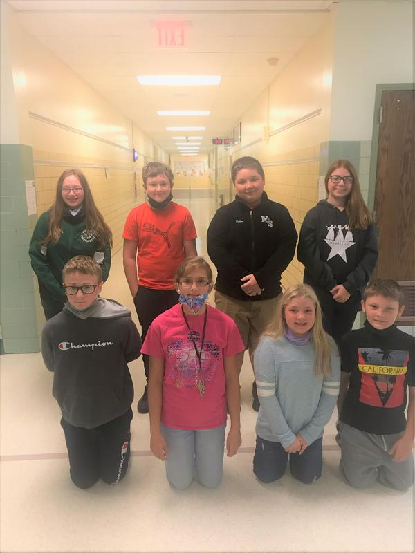 September ~ Students of the Month Featured Photo