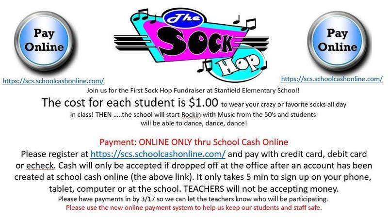 Classroom Sock Hop Featured Photo