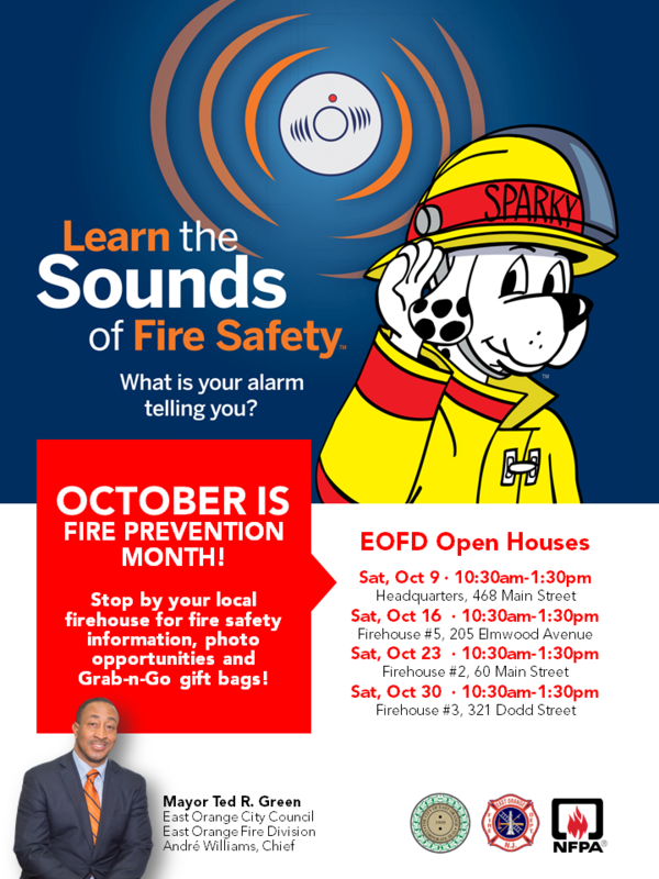 Firehouse Open House Dates