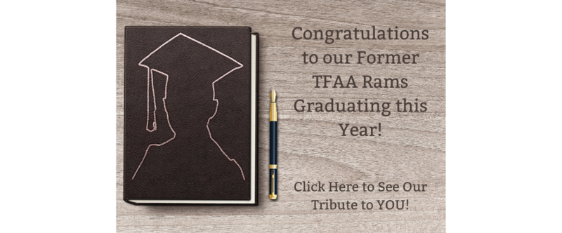 Congrats to our Former Rams Graduating in 2020! Thumbnail Image