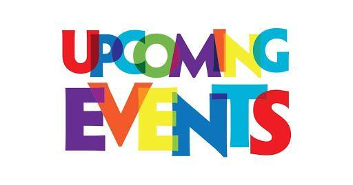 Important Upcoming Events! Featured Photo