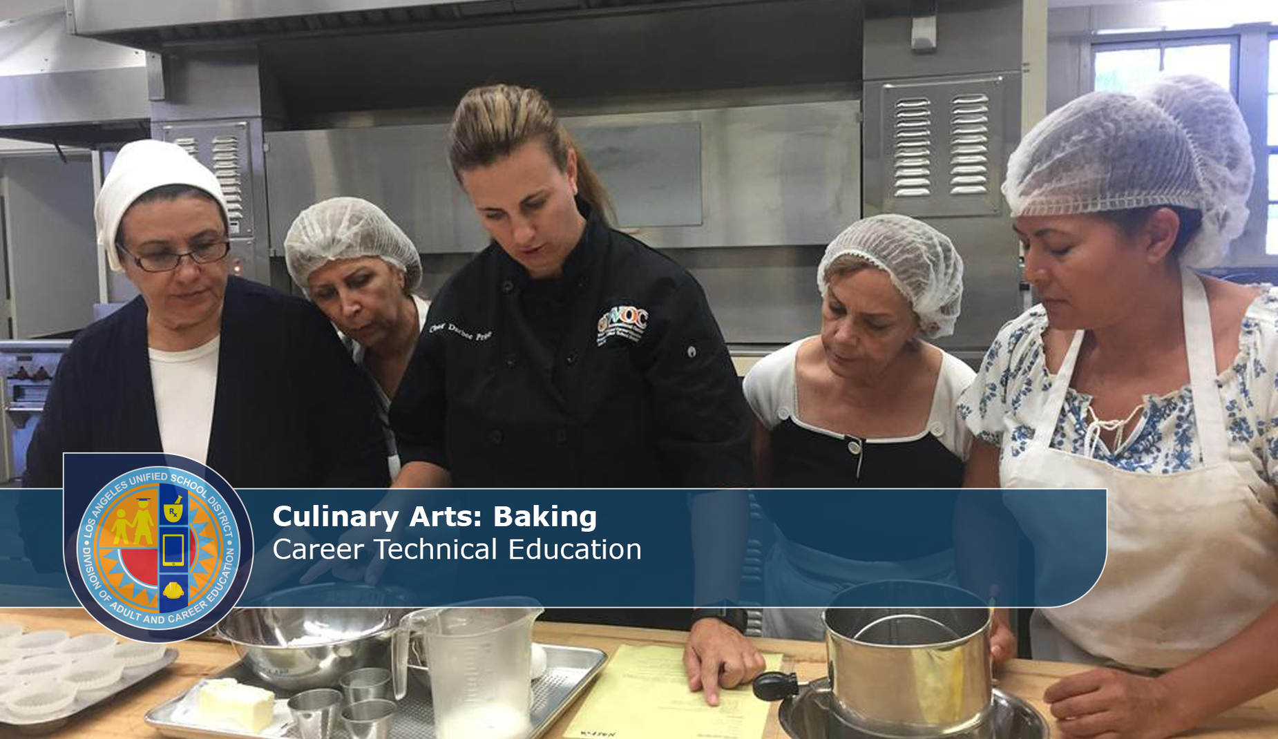 CTE Culinary Baking