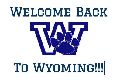 Wyoming School Logo