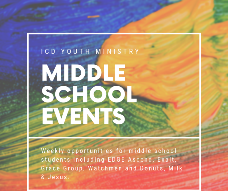Calling all Middle School students! Featured Photo