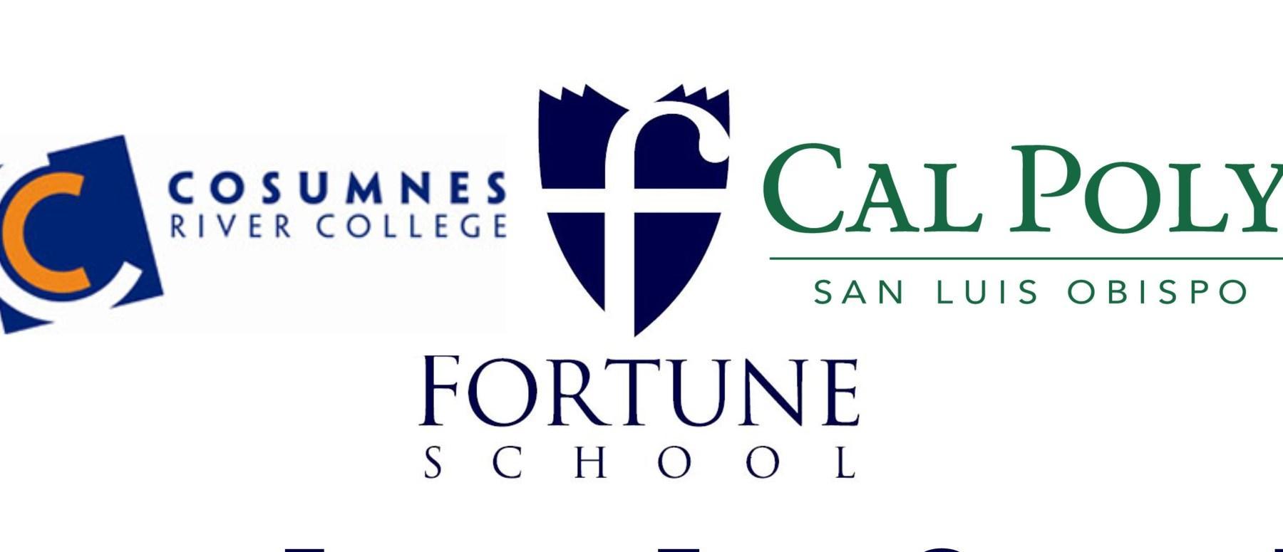 Partnership: Cosumnes River College & Cal Poly San Luis Obispo
