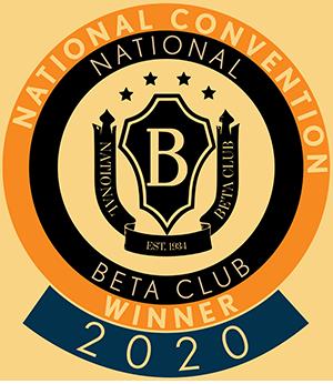 Beta Club Winners 2020