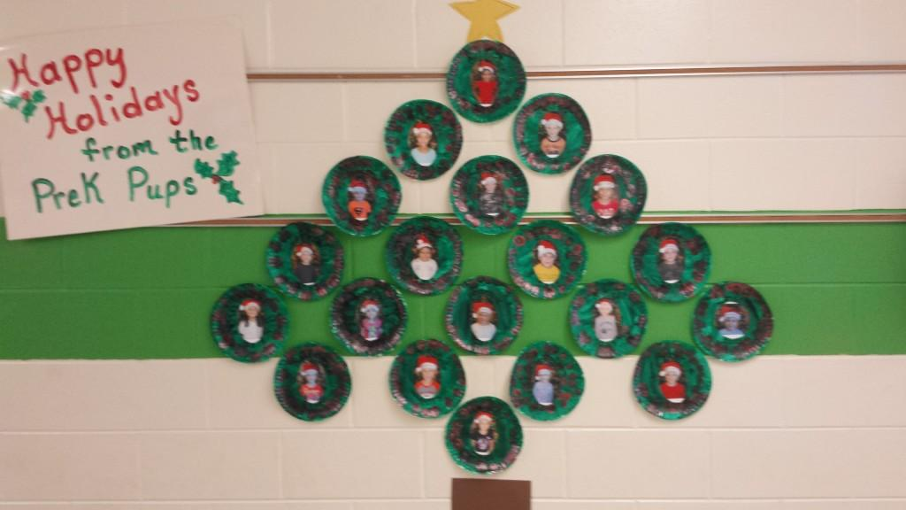 Happy Holidays from Pre-K