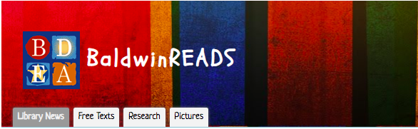 Click here for library announcements and access to online resources