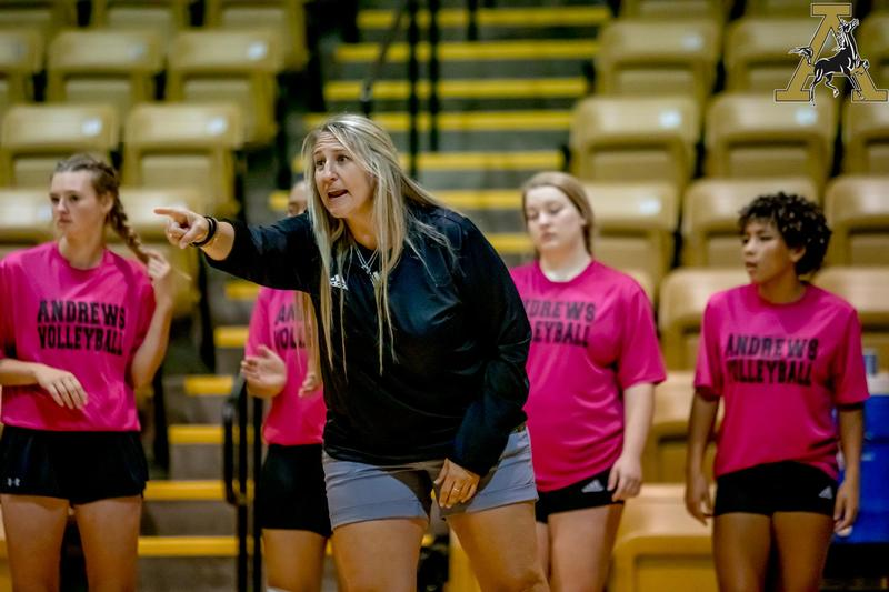 Volleyball Head Coach Jessica Campbell
