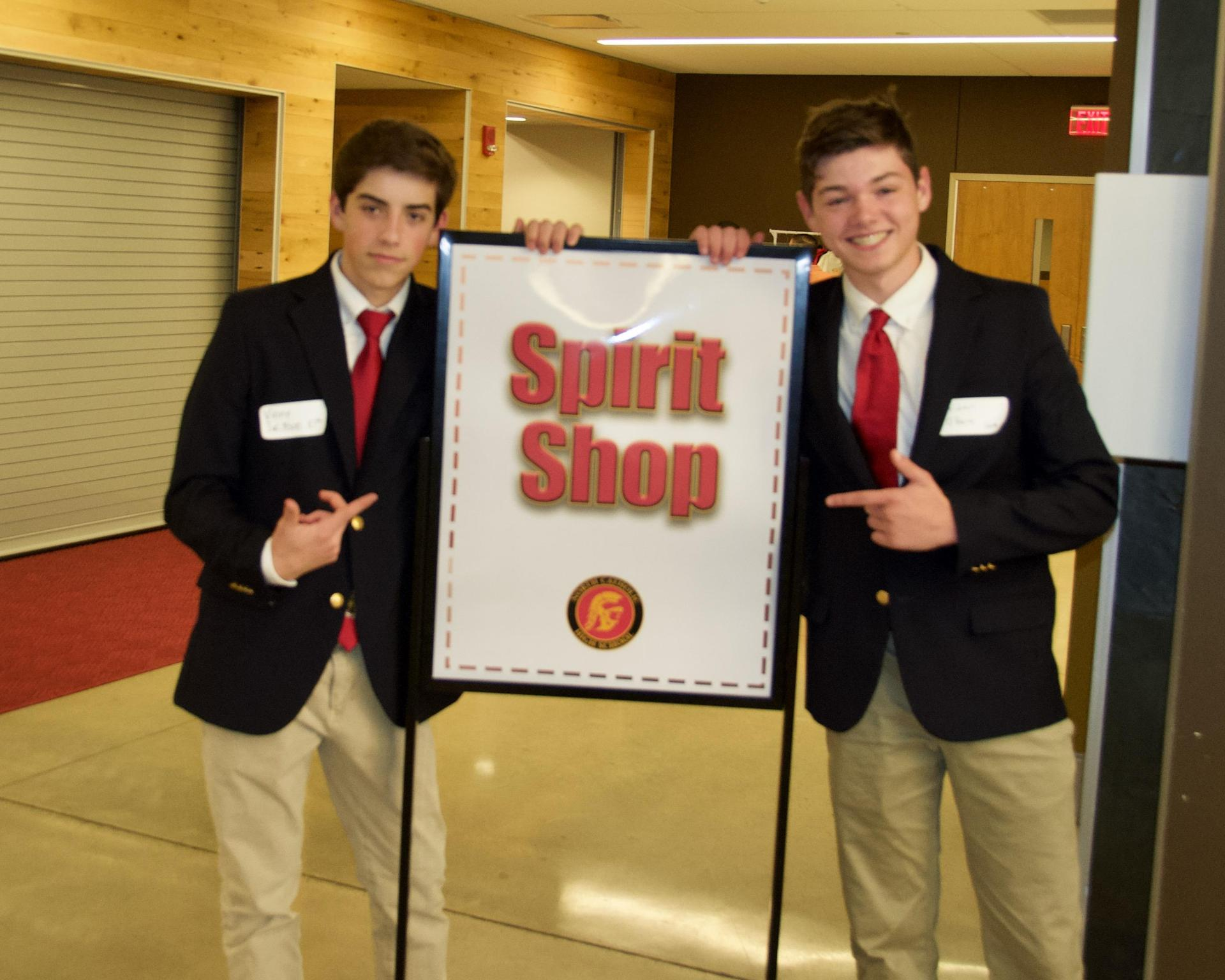 North Catholic Spirit Shop