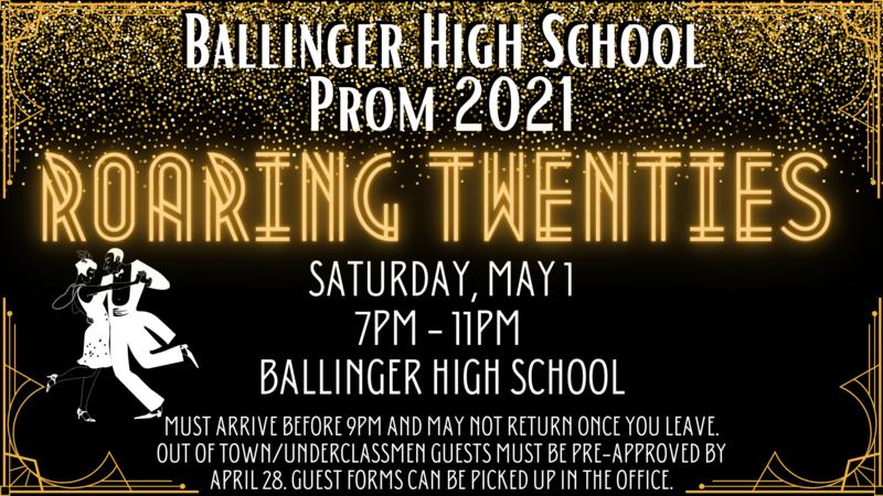BHS Prom 2021