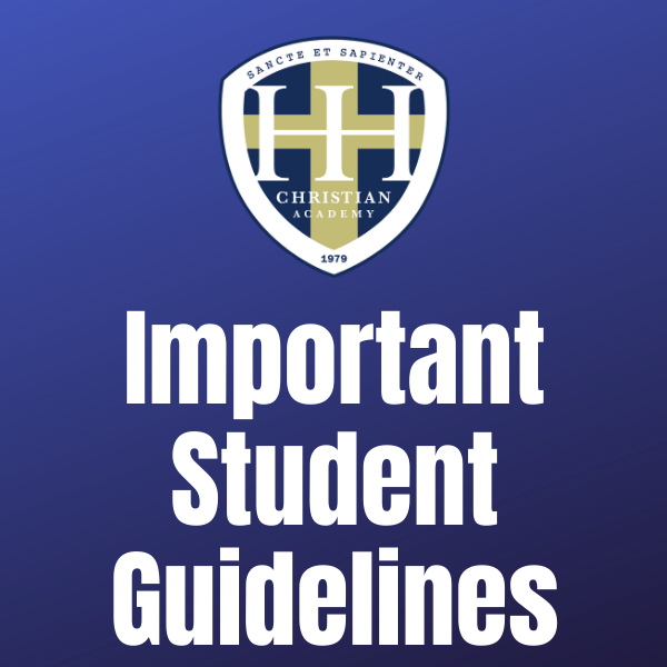 Back-to-School Student Guidelines