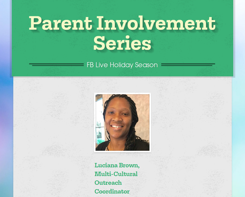 Family Involvement Series Featured Photo