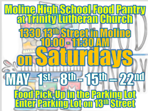 Trinity Lutheran Food Pantry Featured Photo