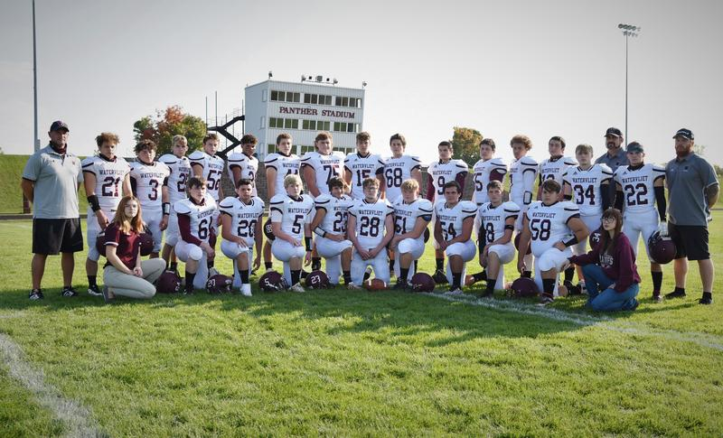 WHS Varsity Football Team