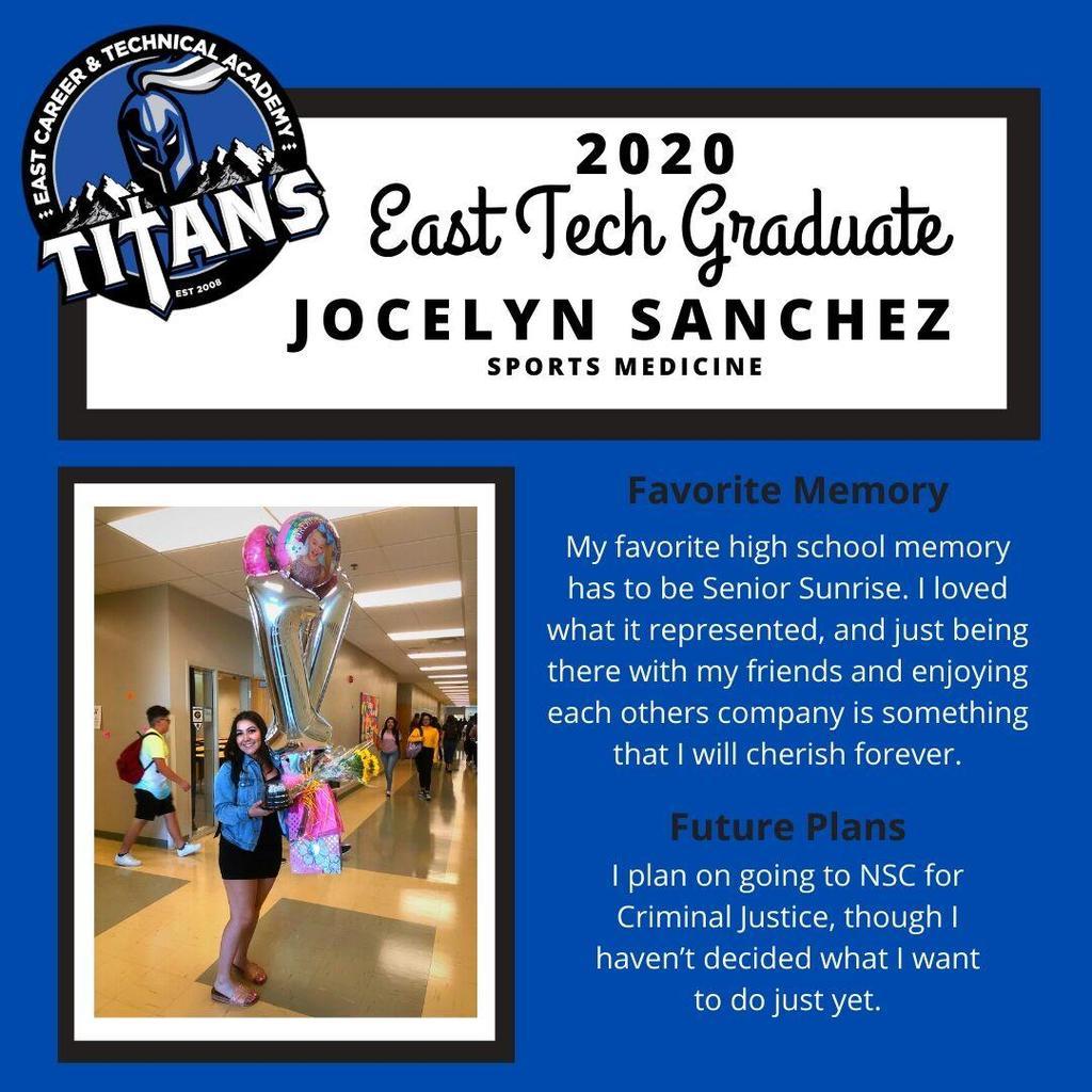 Spotlight Jocelyn Sanchez