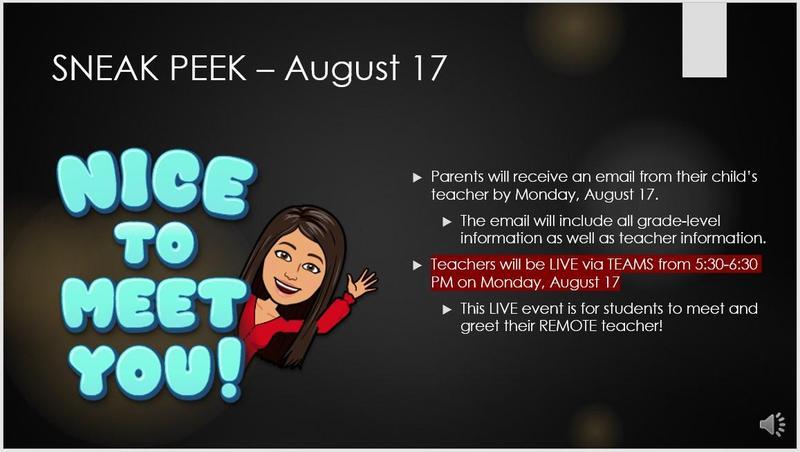 Sneak Peek Information! Thumbnail Image