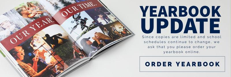 Order Your Yearbook Today Featured Photo