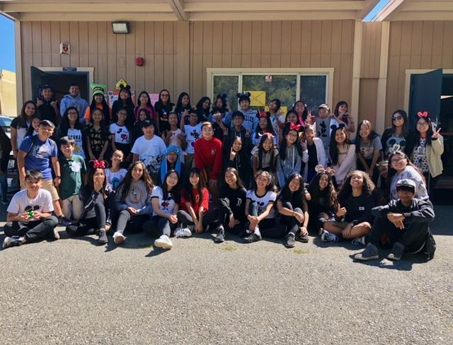 CCA Spirit Day (Disney themed), 2018