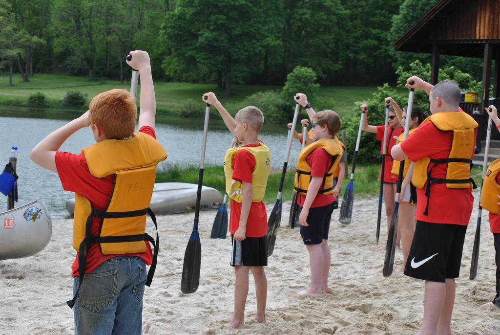 Camp Canoe 2