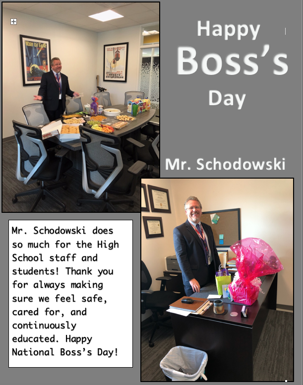 National Boss's Day Featured Photo