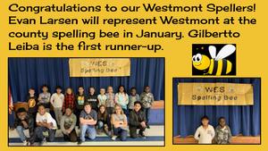 WES Spelling Bee 2019