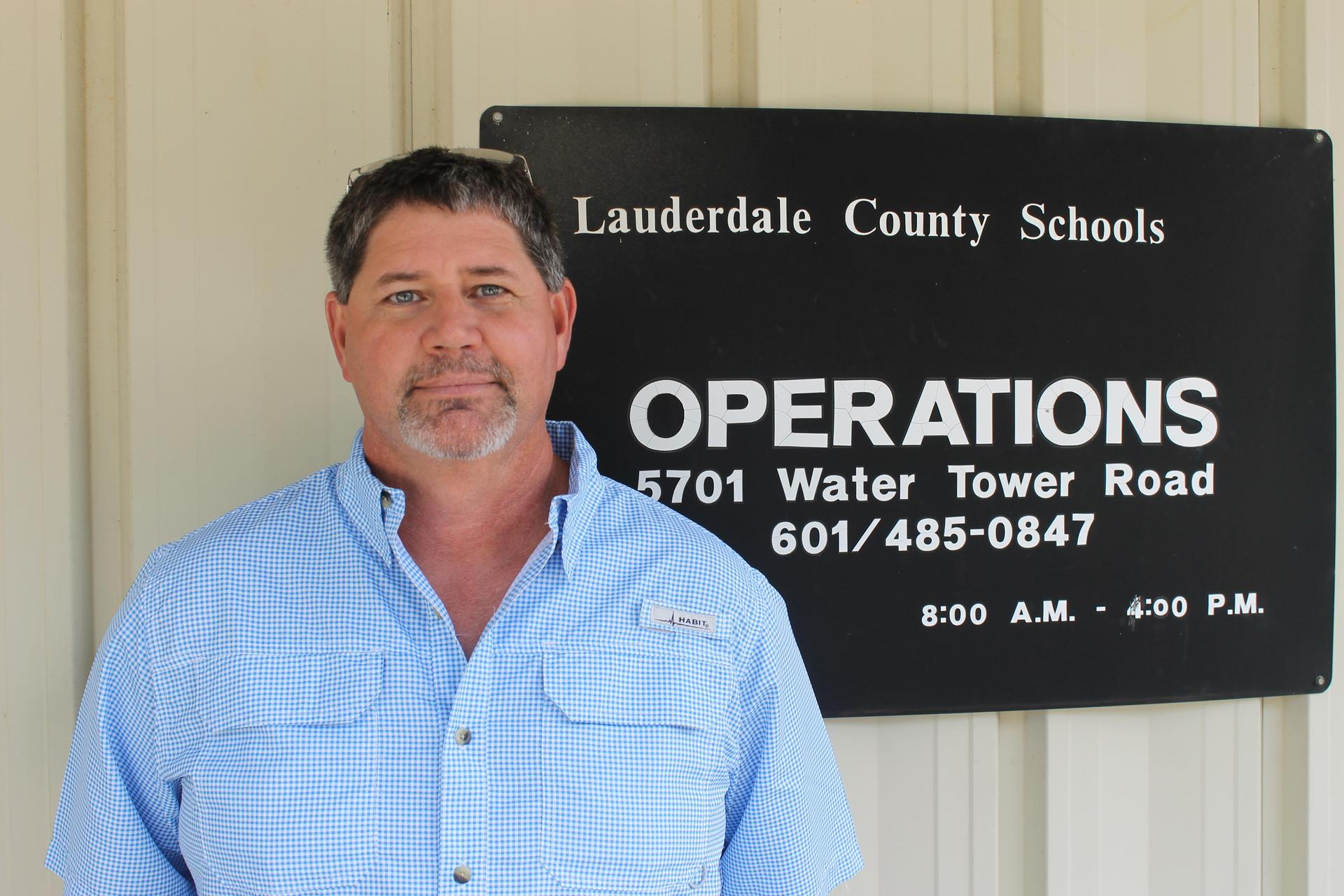 Steve Marlow LCSD Operations Supervisor