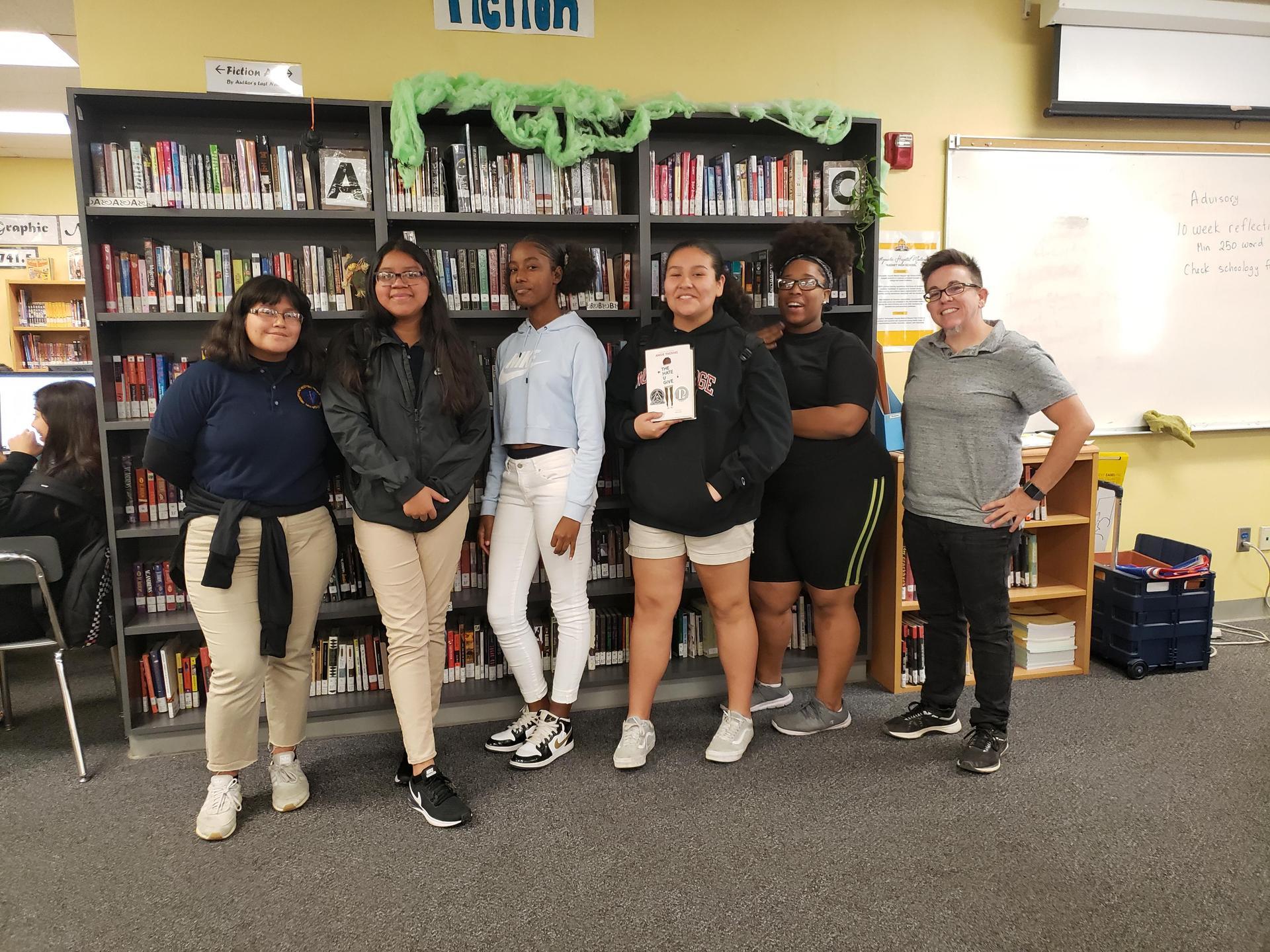 Book Club Participants