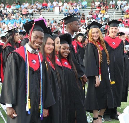 RHHS Graduating Class of 2019