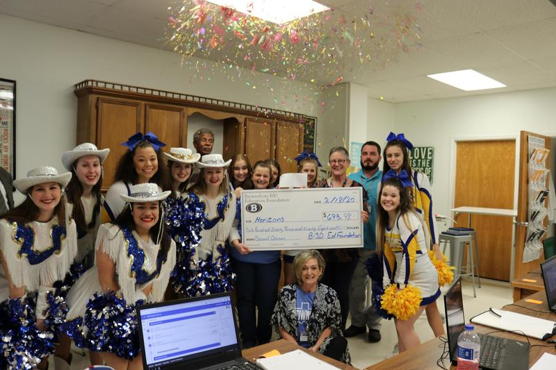 Horizon Academy Receives Grant from BISD Education Foundation Featured Photo