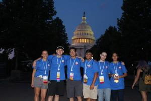 WHS students compete in TSA National Conference