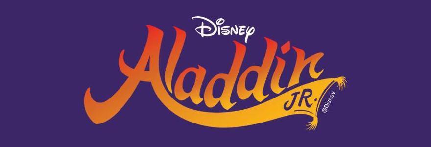 aladdin jr. play logo