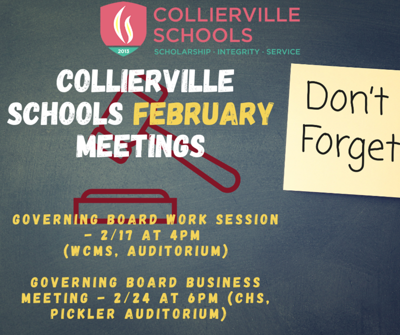 Board of Education, February Meetings: 2/17 and 2/24 Featured Photo