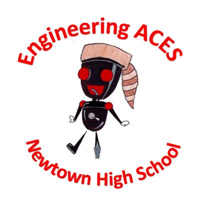 Engineering ACES Robot Logo