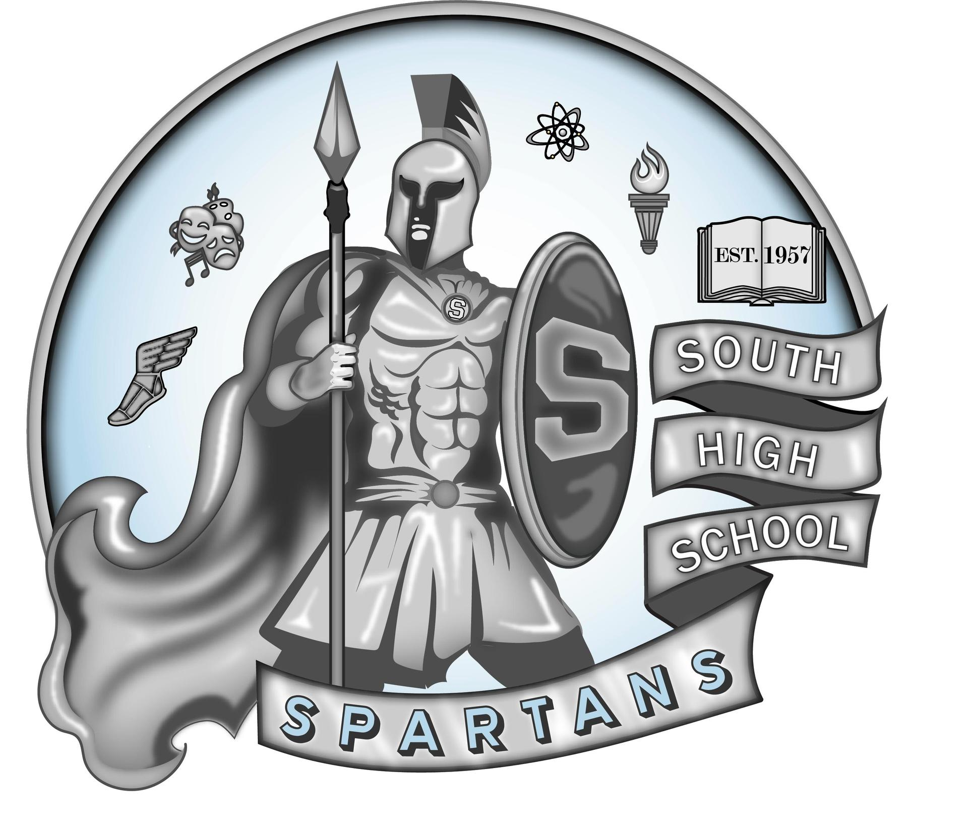 South High School Logo