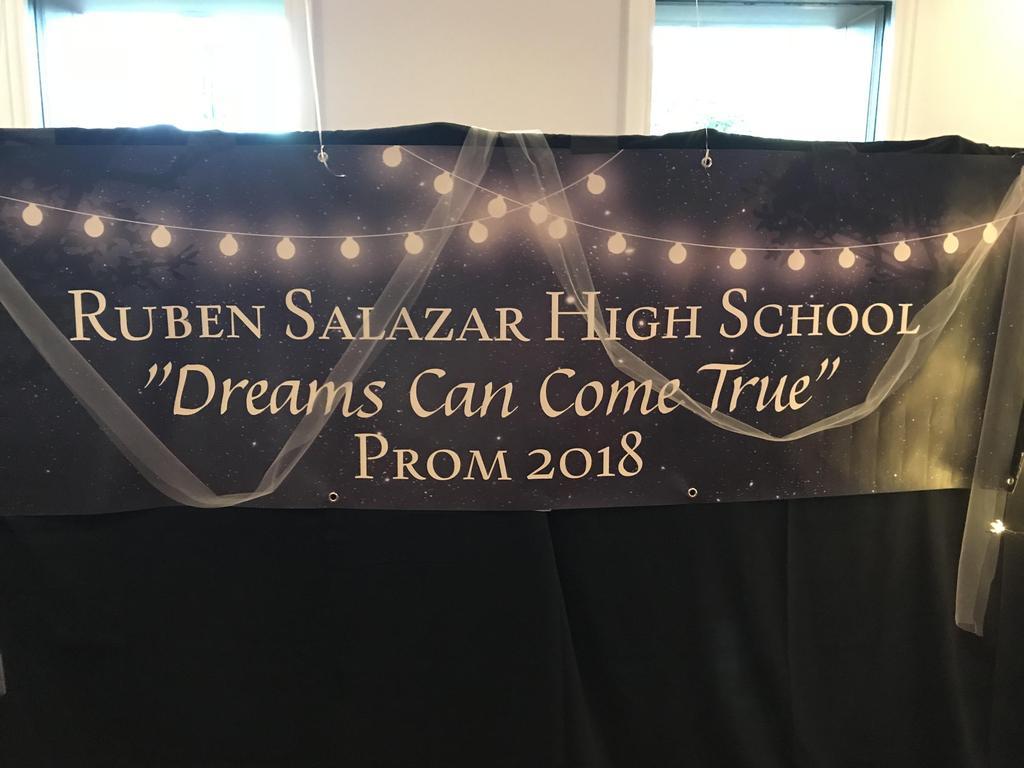Prom theme